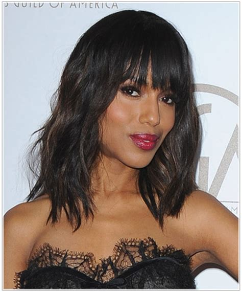 up hairstyles fpr black tie event kerry washington s hairstyle and makeup for black tie