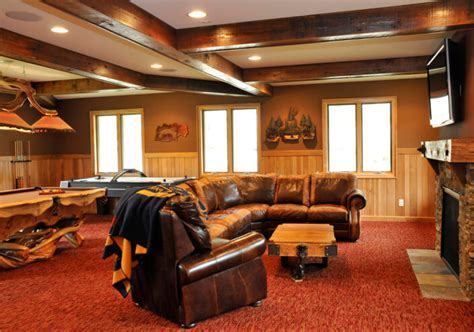 basement remodeling wi basement remodeling wi western themed basement