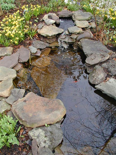 garden ponds amp waterfalls in chester county