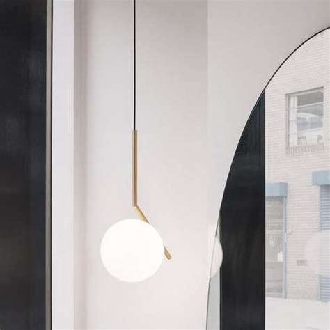 flos pendant lights ic s pendant light by flos lighting ylighting