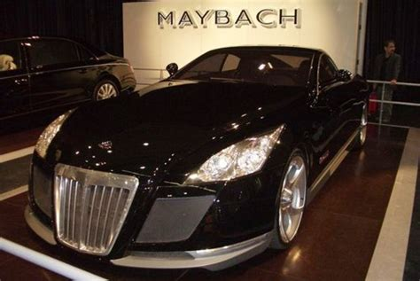 8 Million Dollar Car Wallpapers by The 8million Maybach Exelero