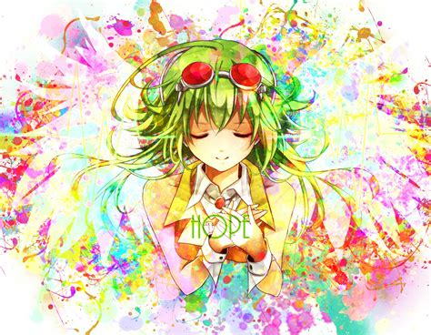 gumi from vocaloid gumi megpoid vocaloids photo 36077426 fanpop