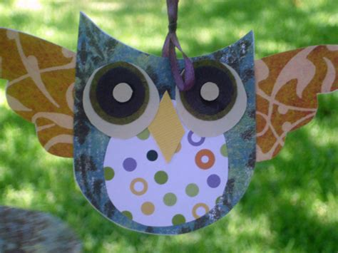 paper craft owl math shape paper crafting ideas for owls