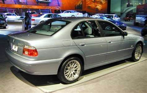 2002 Bmw 5 Series by 2002 Bmw 5 Series Information And Photos Zombiedrive