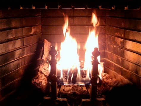 images of fireplaces file fireplace burning jpg
