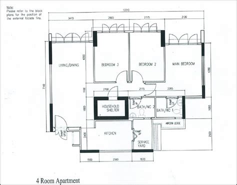 3 Room Flat Floor Plan floorplan of our 4 room hdb flat our journey to a hdb