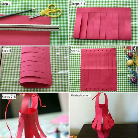 paper o lantern craft how to make paper lanterns for new year la jolla