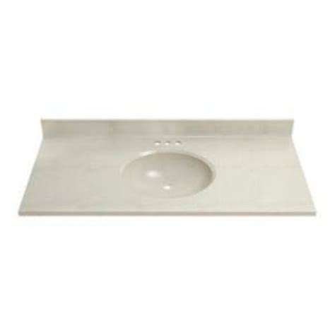 home depot bathroom vanity sink tops solieque acrylic solid surface quartz vanity