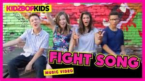 kidz bop kidz bop fight song official lyric kidz
