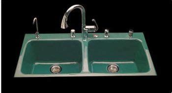 green kitchen sinks pin by julie stewart on kitchen