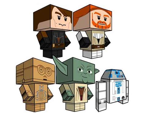 paper craft wars wars gadgetsin part 50