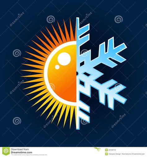 s mbolo ra z cuadrada s 237 mbolo quente e frio da temperatura ilustra 231 227 o do vetor