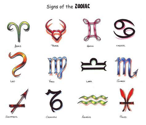 zodiac signs zodiac tattoos