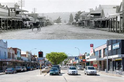 then and now abc news australian broadcasting corporation