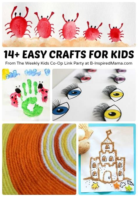 end of summer crafts for 14 easy crafts for the co op