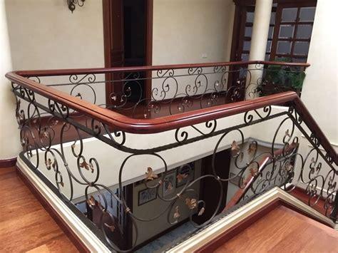 barandillas de forja para escaleras de interior barandillas modernas para escaleras escaleras interiores