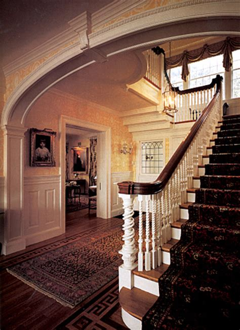 colonial style homes interior colonial revival interior design house restoration