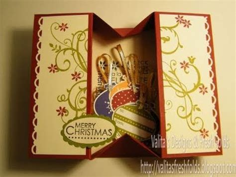 how to make boxes out of card a simple box card