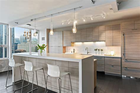 kitchen design chicago city design modern west loop condo city