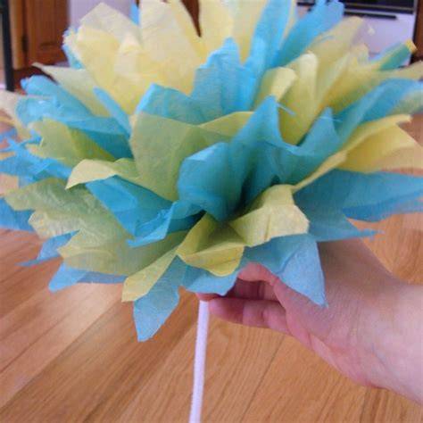 tissue paper craft tissue paper flower craft ideas and tutorials