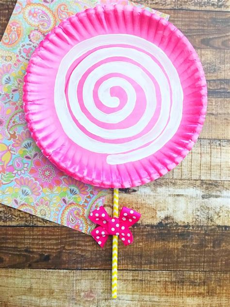 lollipop crafts for home matters linky 83 with lorelai