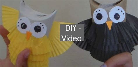 owl craft toilet paper roll diy toilet paper roll owls for