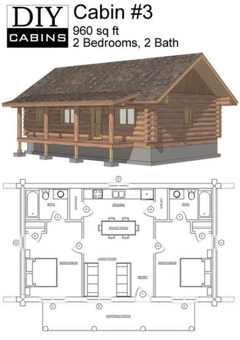 small floor plans cabins best 25 cabin floor plans ideas on small home