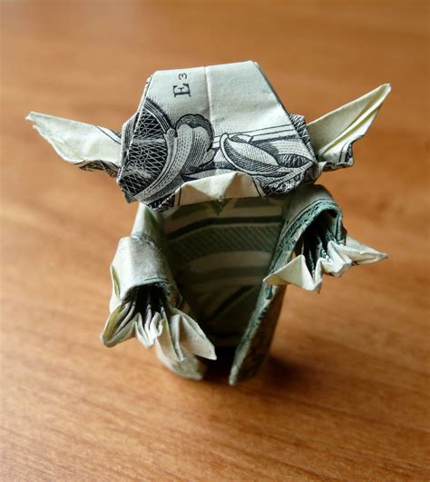 origami bills dollar bill origami by craigfoldsfives dollar bill