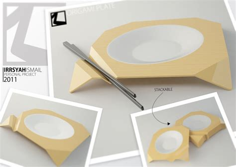 origami design tool origami plate presentation by irrsyah on deviantart