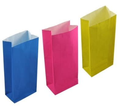 craft with coloured paper quot ur quot one sweet day coloured craft paper bags