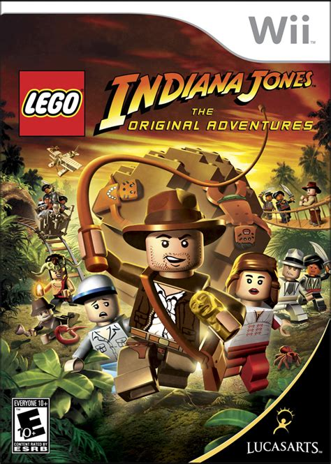 LEGO Indiana Jones: The Original Adventures Wii IGN