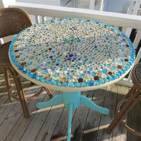 mosaic tile patio table mosaic tile top patio table 28 images remodelaholic