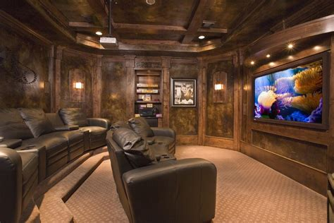 home theatre decoration ideas innovative reclining decoration ideas for home
