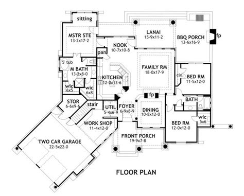 great kitchen floor plan home direct from the designers unveils the ultimate kitchen