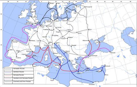 venetian trade venetian genoese wars