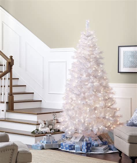 7ft white tree collection white 7ft tree pictures best