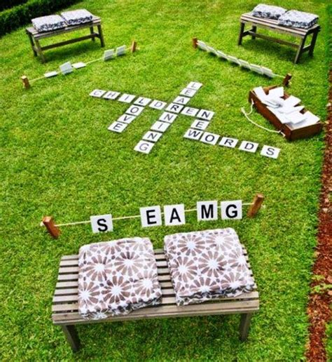 outdoor scrabble 50 outdoor to diy this summer brit co