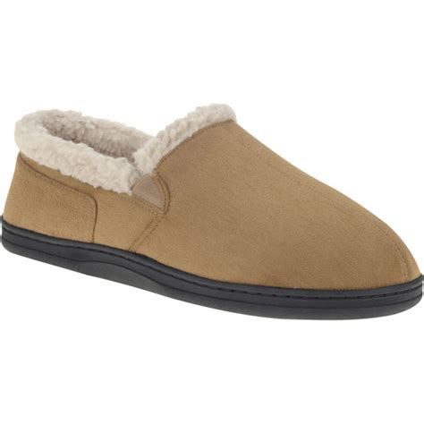 bedroom slippers mens mens bedroom slippers at walmart myideasbedroom