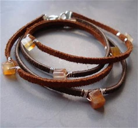 how to make leather jewelry how to make leather jewelry tutorials the beading gem s