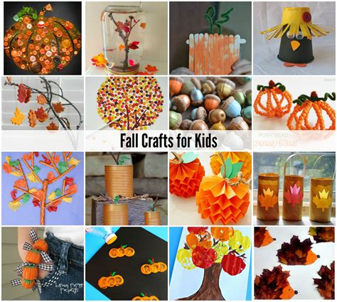 crafts for fall popsicle stick fall tree crafts for lessons and