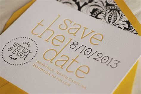 how to make a save the date card save the date cards paper posh