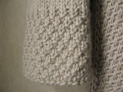 moss stitch in knitting moss stitch knitting