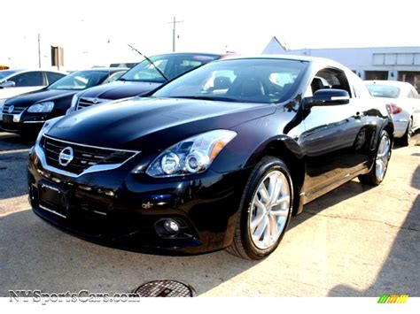 2012 Nissan Altima Coupe by Nissan Altima Coupe 2012 On Motoimg