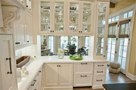 white glass kitchen cabinets a mix of functionality and style in the form of glass