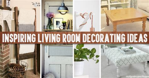 Diy Home Decor Ideas Living 40 inspiring living room decorating ideas cute diy projects