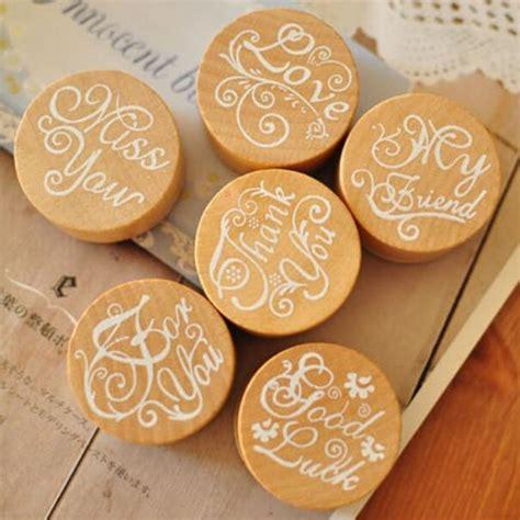 diy rubber st kopen wholesale ronde postzegels uit china ronde
