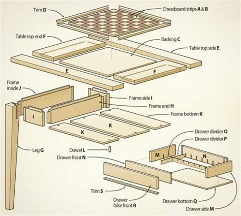 chess table woodworking plans free woodworking plans chess table paieška