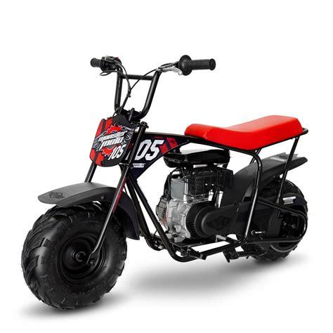Electric Mini Moto by Moto Classic And Black 105cc Gas Mini Bike Mm
