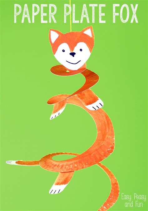 fox crafts for 1000 images about craft animals on