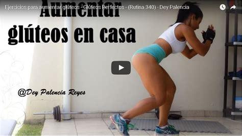videos abdominales en casa 5 ejercicios para aumentar gluteos y bajar abdomen desde casa
